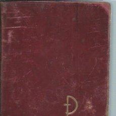 Libros antiguos: NOVELAS CORTAS PEDRO DE ALARCÓN, MADRID, SUCESORES DE RIVADENEYRA 1929, 332 PÁGS, 11X17CM. Lote 45148986