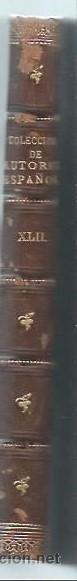 Libros antiguos: COLECCIÓN DE AUTORES ESPAÑOLES TM XLII EL P.ISLA, HISTORIA, LEER, LEIPZIG BROCKHAUS 1885 - Foto 2 - 45219536