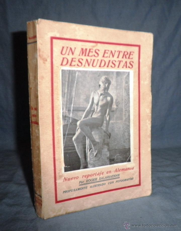 Entre desnudistas a o 1932 n comprar for Paginas de nudismo