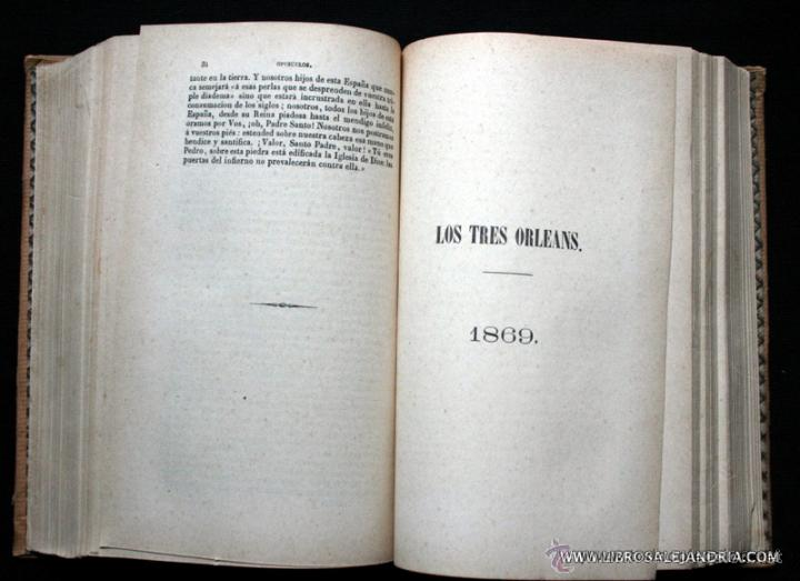 Libros antiguos: 1873 . ARTICULOS / OPUSCULOS . APARISI Y GUIJARRO, Antonio .- - Foto 3 - 45262467