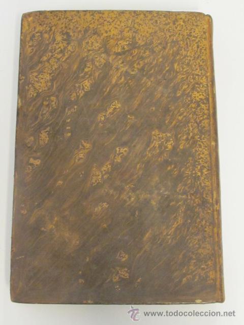 Libros antiguos: Diccionario de material mercantil, industrial y agrícola. Tomo II. Por D. José Oriol Ronquillo, 1853 - Foto 5 - 45353579