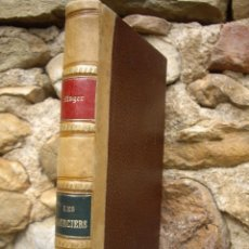 Libros antiguos: HENRI MAGER: LES SOURCIERS ( LOS ZAHORÍS ) ET LEURS PROCÉDÉS, ED.DUNOT, PARIS 1926.. Lote 45419111
