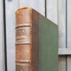 Libros antiguos: 19??.- L' ASSOMMOIR. EMILE ZOLA. 2 TOMOS. EDITORIAL MAUCCI. Lote 45433468
