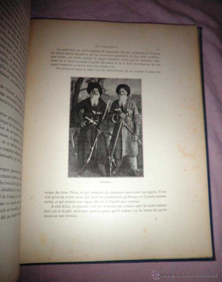 Libros antiguos: RUSIA · NUESTROS ALIADOS - AÑO 1897 - MONUMENTAL OBRA ILUSTRADA. - Foto 4 - 45455241