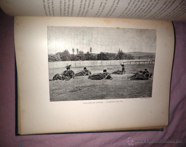 Libros antiguos: RUSIA · NUESTROS ALIADOS - AÑO 1897 - MONUMENTAL OBRA ILUSTRADA. - Foto 7 - 45455241