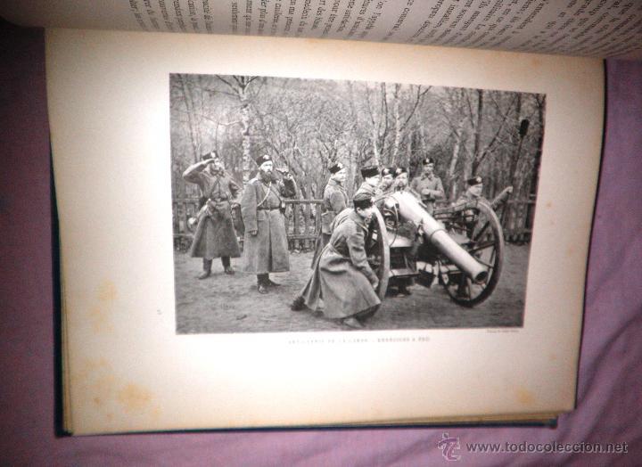 Libros antiguos: RUSIA · NUESTROS ALIADOS - AÑO 1897 - MONUMENTAL OBRA ILUSTRADA. - Foto 8 - 45455241