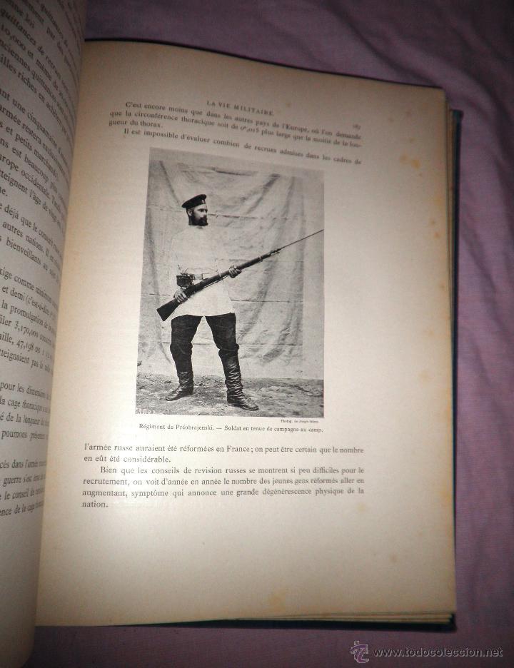 Libros antiguos: RUSIA · NUESTROS ALIADOS - AÑO 1897 - MONUMENTAL OBRA ILUSTRADA. - Foto 9 - 45455241