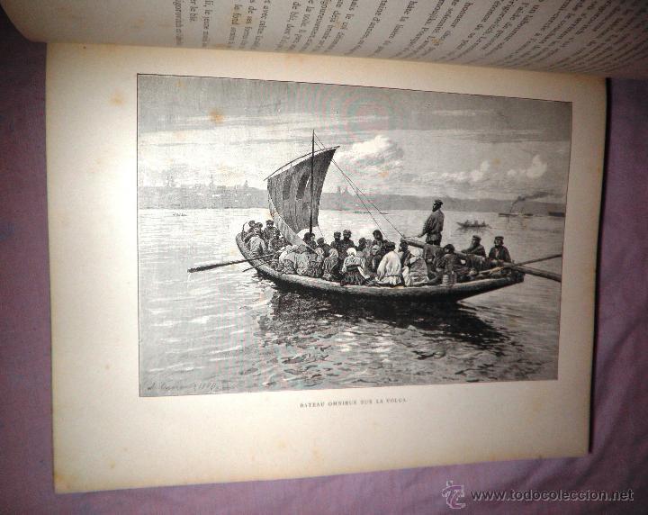 Libros antiguos: RUSIA · NUESTROS ALIADOS - AÑO 1897 - MONUMENTAL OBRA ILUSTRADA. - Foto 11 - 45455241