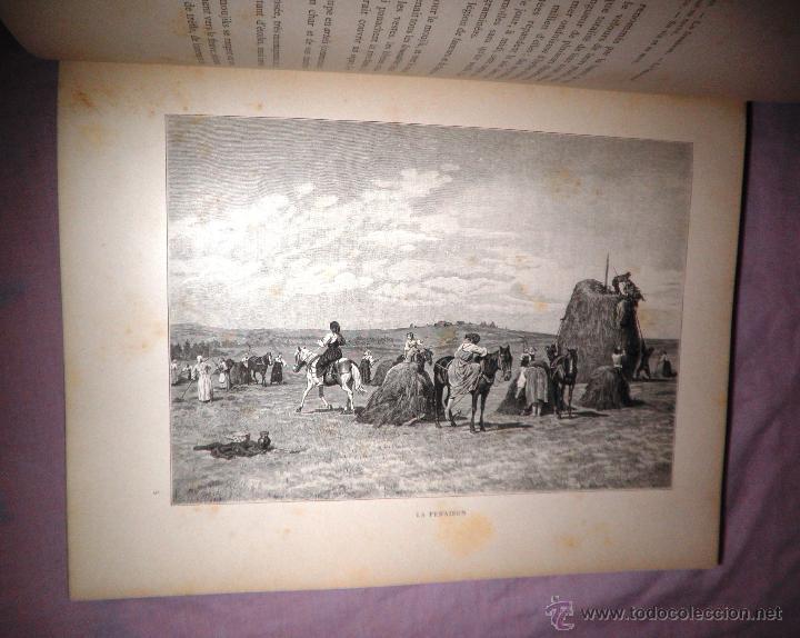Libros antiguos: RUSIA · NUESTROS ALIADOS - AÑO 1897 - MONUMENTAL OBRA ILUSTRADA. - Foto 12 - 45455241