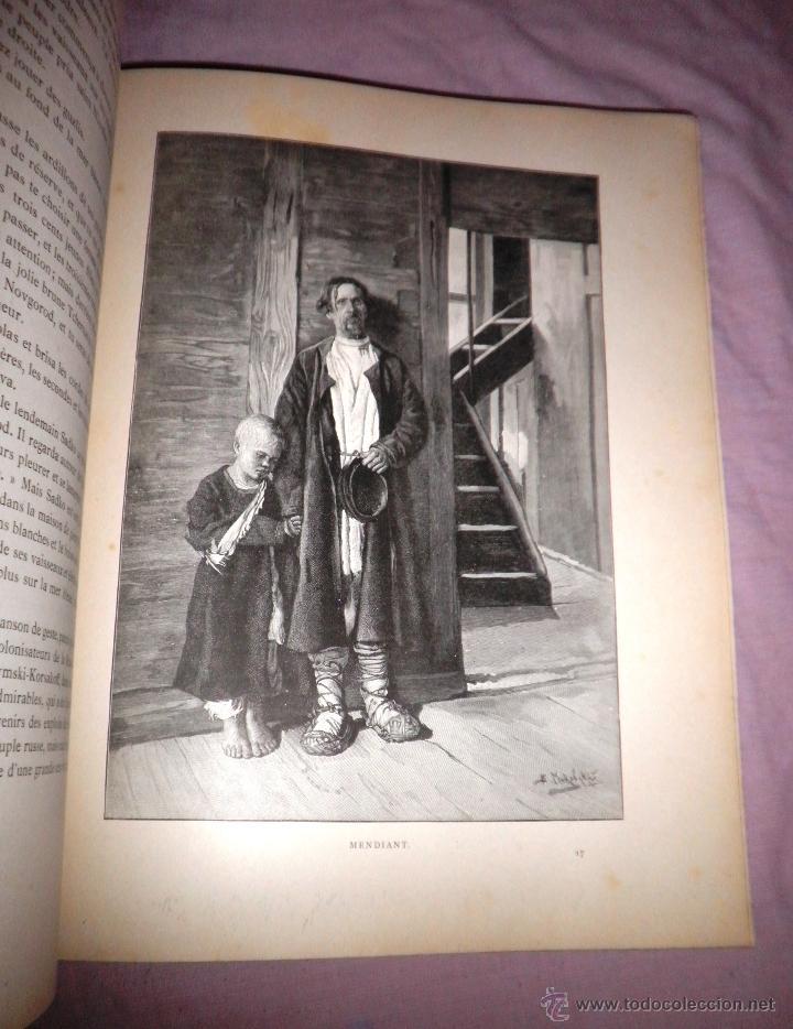Libros antiguos: RUSIA · NUESTROS ALIADOS - AÑO 1897 - MONUMENTAL OBRA ILUSTRADA. - Foto 15 - 45455241