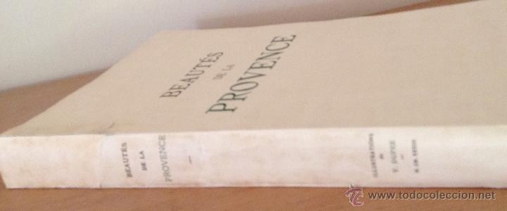 Libros antiguos: BEAUTES DE LA PROVENCE 50 GRABADOS DE VALENTINE DUPRÉ EDICION DE BIBLIOFILO 1933 - Foto 3 - 45462692