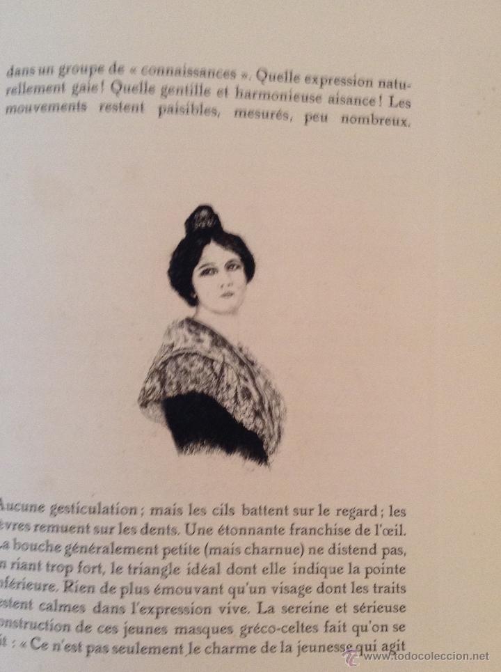 Libros antiguos: BEAUTES DE LA PROVENCE 50 GRABADOS DE VALENTINE DUPRÉ EDICION DE BIBLIOFILO 1933 - Foto 7 - 45462692