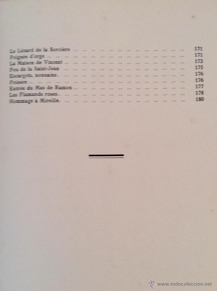Libros antiguos: BEAUTES DE LA PROVENCE 50 GRABADOS DE VALENTINE DUPRÉ EDICION DE BIBLIOFILO 1933 - Foto 12 - 45462692