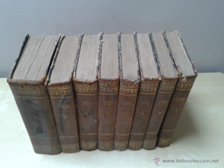 Libros antiguos: LOS HÉROES Y LAS GRANDEZAS DE LA TIERRA, 8 TOMOS. AÑO 1854 - Foto 3 - 45573799