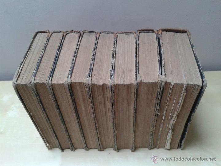 Libros antiguos: LOS HÉROES Y LAS GRANDEZAS DE LA TIERRA, 8 TOMOS. AÑO 1854 - Foto 4 - 45573799