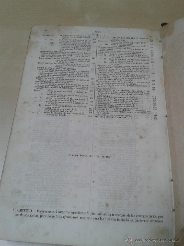 Libros antiguos: LOS HÉROES Y LAS GRANDEZAS DE LA TIERRA, 8 TOMOS. AÑO 1854 - Foto 18 - 45573799