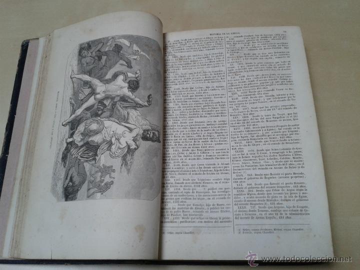 Libros antiguos: LOS HÉROES Y LAS GRANDEZAS DE LA TIERRA, 8 TOMOS. AÑO 1854 - Foto 29 - 45573799