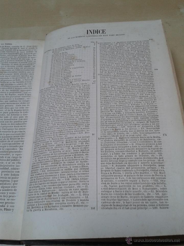 Libros antiguos: LOS HÉROES Y LAS GRANDEZAS DE LA TIERRA, 8 TOMOS. AÑO 1854 - Foto 32 - 45573799