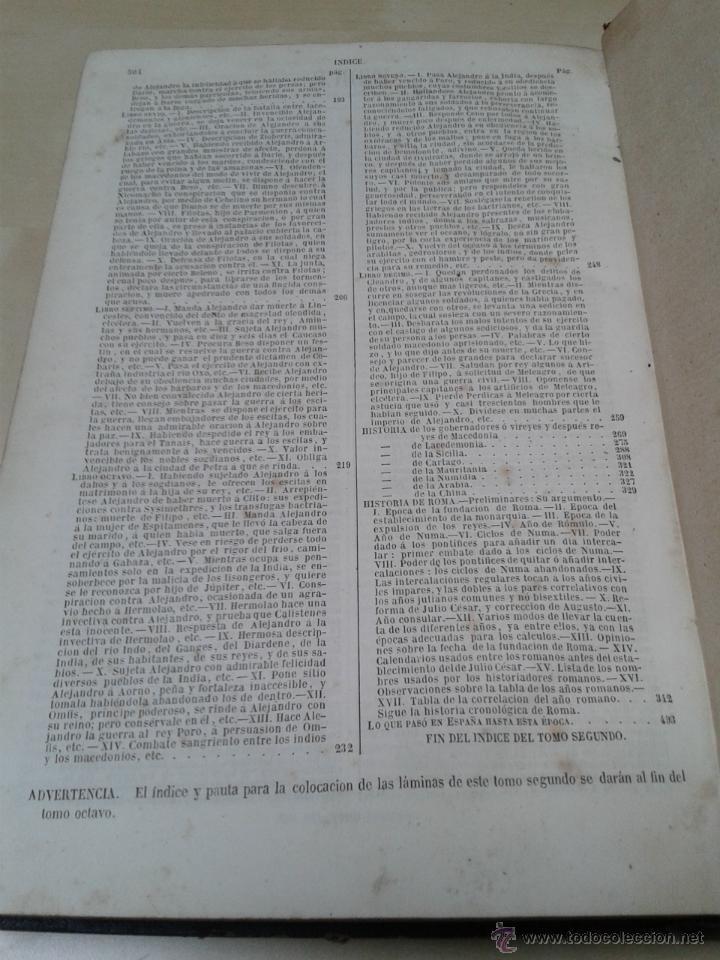 Libros antiguos: LOS HÉROES Y LAS GRANDEZAS DE LA TIERRA, 8 TOMOS. AÑO 1854 - Foto 33 - 45573799