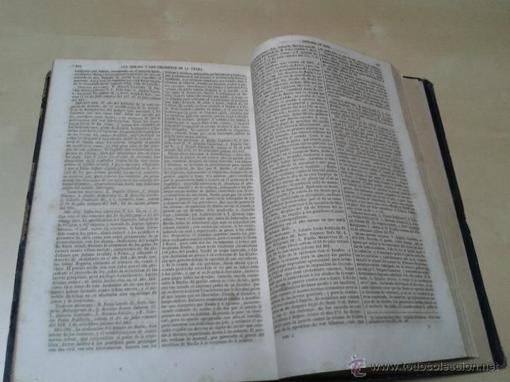 Libros antiguos: LOS HÉROES Y LAS GRANDEZAS DE LA TIERRA, 8 TOMOS. AÑO 1854 - Foto 34 - 45573799