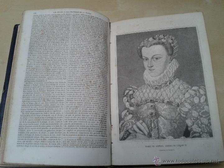 Libros antiguos: LOS HÉROES Y LAS GRANDEZAS DE LA TIERRA, 8 TOMOS. AÑO 1854 - Foto 68 - 45573799
