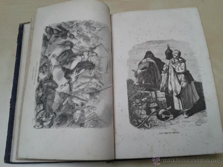 Libros antiguos: LOS HÉROES Y LAS GRANDEZAS DE LA TIERRA, 8 TOMOS. AÑO 1854 - Foto 81 - 45573799