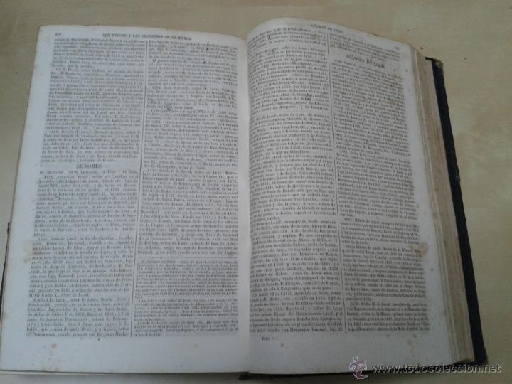 Libros antiguos: LOS HÉROES Y LAS GRANDEZAS DE LA TIERRA, 8 TOMOS. AÑO 1854 - Foto 85 - 45573799