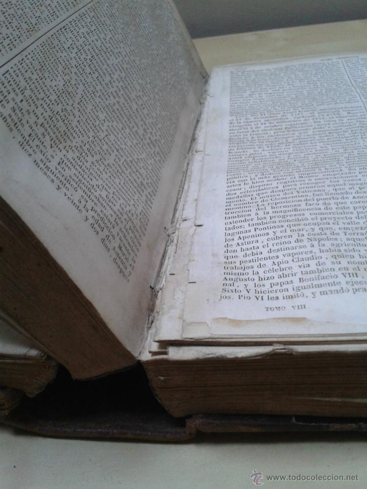 Libros antiguos: LOS HÉROES Y LAS GRANDEZAS DE LA TIERRA, 8 TOMOS. AÑO 1854 - Foto 115 - 45573799