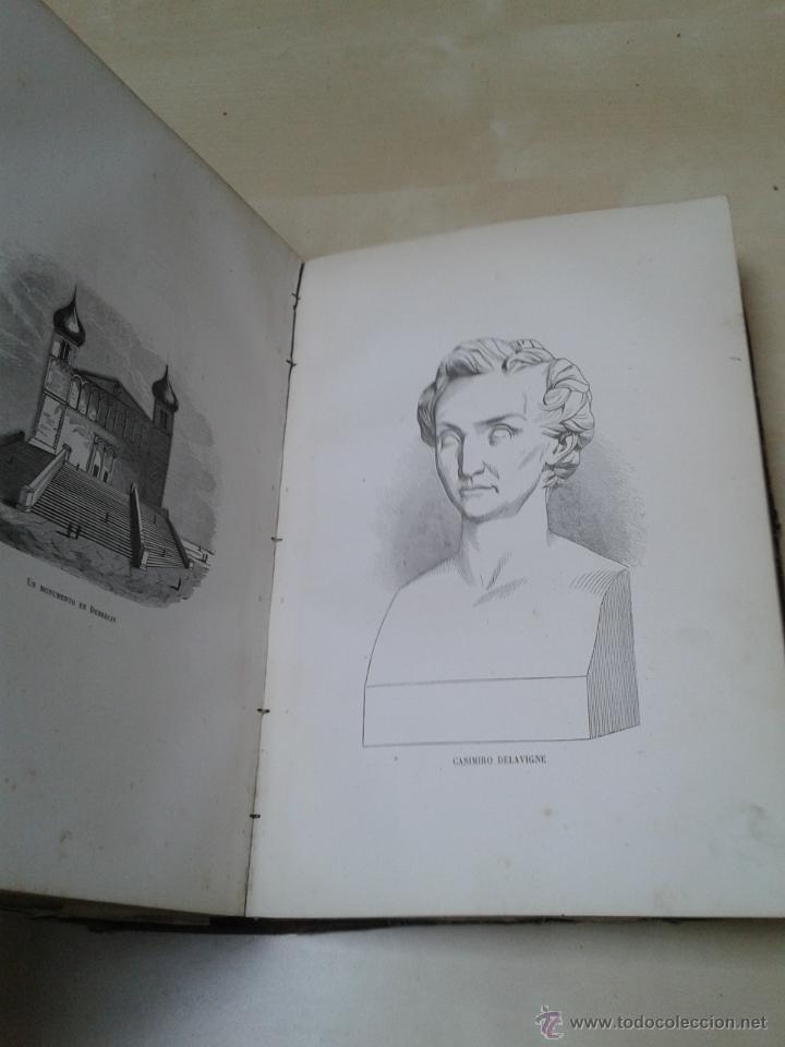 Libros antiguos: LOS HÉROES Y LAS GRANDEZAS DE LA TIERRA, 8 TOMOS. AÑO 1854 - Foto 117 - 45573799