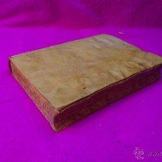 Libros antiguos: COMPENDIO HISTORICO GEOGRAFICO, Y GENEALOGICO DE LOS SOBERANOS DE EUROPA, D. MANUEL TRINCADO 1766. Lote 45651145