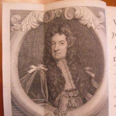 Libros antiguos: THE WORKS.JHON SHEFFIELD.1740. MUY BIEN ILUSTRADO. Lote 45696958