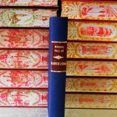 Libros antiguos: BARCELONA . ( OBRA ILUSTRADA CON 206 HUECOGRABADOS ) . AUTOR : VALLVE , MANUEL. Lote 45717578