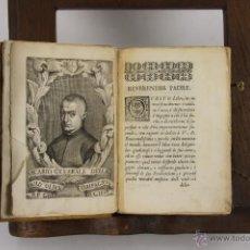 Libros antiguos: 5419- IL CANNONCCHIALE ARISTOTELICO. EMANUELE TESAURO. IMP. STEFE DI GUGLIELMO. 1664. . Lote 45719861