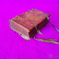 Libros antiguos: ANDRIA, PUBLIO TERENCIO 1549. Lote 45754210