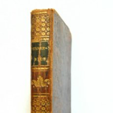 Libros antiguos: LIBRO-PENSEZ-Y BIEN REFLEXIONS SUR LES QUATRE FINS DERNIÉRES. AUGUSTIN MANAVIT-AÑO 1818. Lote 45755219