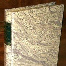Libros antiguos: EL HOMBRE (NOVELA METAFÍSICO SOCIAL) POR ENRIQUE GARCÍA CEÑAL DE IMP. EL LIBERAL EN MADRID S/F 1887. Lote 45764526