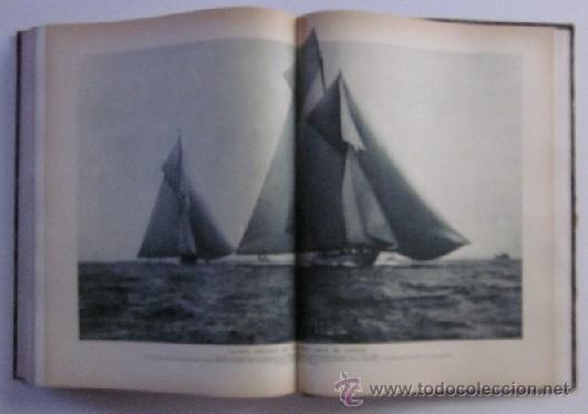 Libros antiguos: HISTOIRE DE LA MARINE - Foto 9 - 45973303