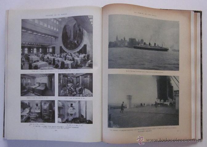 Libros antiguos: HISTOIRE DE LA MARINE - Foto 10 - 45973303