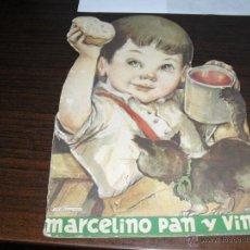 Libros antiguos: MARCELINO PAN Y VINO. Lote 45980964