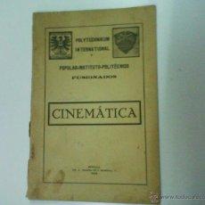 Alte Bücher - CINEMATICA 1934 - 46090041