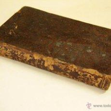 Libros antiguos: LA NOVELA DE UNA MUJER, ALEJANDRO DUMAS HIJO. 1861. BARCELONA.. Lote 46115921