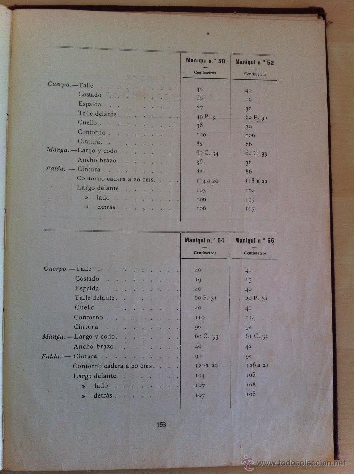 Libros antiguos: CORTE PRÁCTICO MODERNO. SISTEMA PRIETO. SOFÍA PRIETO LUCIANO. CORTE Y CONFECCIÓN. 1ª EDICIÓN. - Foto 29 - 46133582