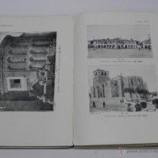 Libros antiguos: CATALOGO MONUMENTAL DE ESPAÑA. PROVINCIA DE CACERES (1914-1916). LAMINAS. POR MELIDA, JOSE RAMON - E. Lote 46203782