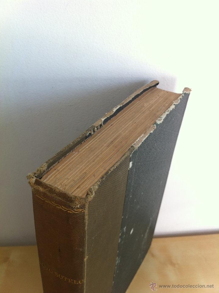 Libros antiguos: CALVO SOTELO, MEDICINA EN EL TRABAJO, EL CANTE ANDALUZ, LAS REALES ACADEMIAS Y MÁS. VER FOTOGRAFÍAS. - Foto 2 - 46249993
