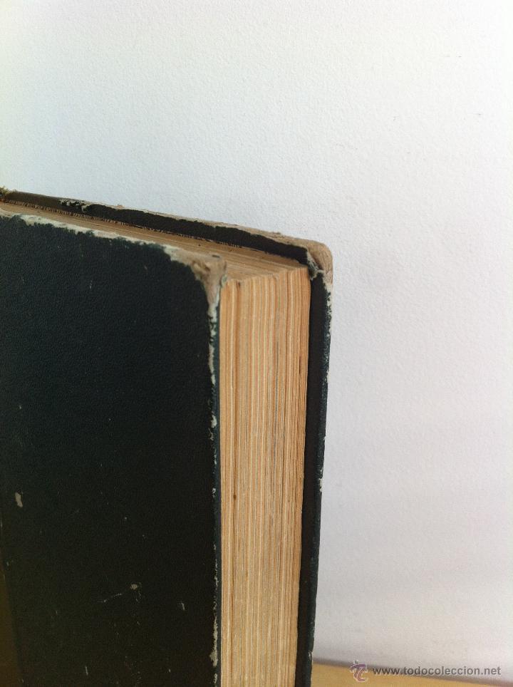 Libros antiguos: CALVO SOTELO, MEDICINA EN EL TRABAJO, EL CANTE ANDALUZ, LAS REALES ACADEMIAS Y MÁS. VER FOTOGRAFÍAS. - Foto 3 - 46249993