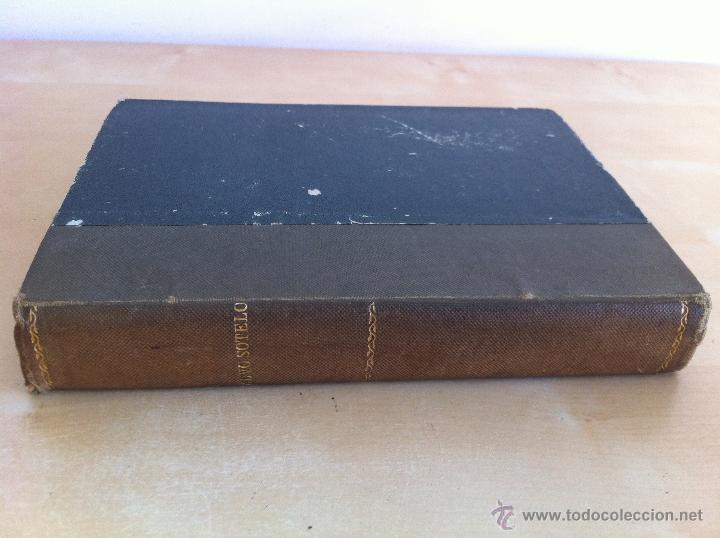 Libros antiguos: CALVO SOTELO, MEDICINA EN EL TRABAJO, EL CANTE ANDALUZ, LAS REALES ACADEMIAS Y MÁS. VER FOTOGRAFÍAS. - Foto 5 - 46249993