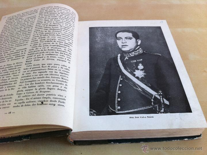 Libros antiguos: CALVO SOTELO, MEDICINA EN EL TRABAJO, EL CANTE ANDALUZ, LAS REALES ACADEMIAS Y MÁS. VER FOTOGRAFÍAS. - Foto 8 - 46249993