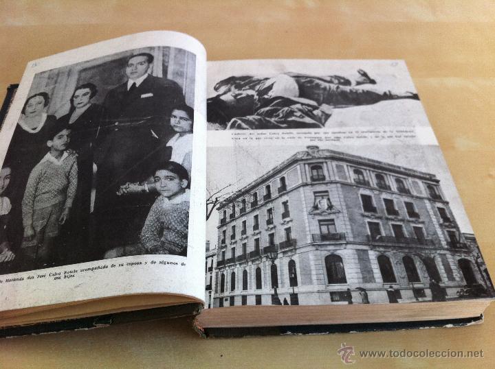 Libros antiguos: CALVO SOTELO, MEDICINA EN EL TRABAJO, EL CANTE ANDALUZ, LAS REALES ACADEMIAS Y MÁS. VER FOTOGRAFÍAS. - Foto 9 - 46249993
