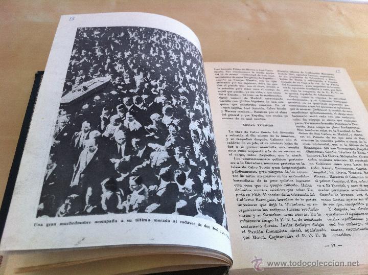 Libros antiguos: CALVO SOTELO, MEDICINA EN EL TRABAJO, EL CANTE ANDALUZ, LAS REALES ACADEMIAS Y MÁS. VER FOTOGRAFÍAS. - Foto 10 - 46249993