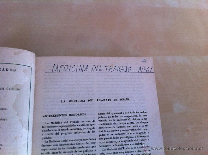 Libros antiguos: CALVO SOTELO, MEDICINA EN EL TRABAJO, EL CANTE ANDALUZ, LAS REALES ACADEMIAS Y MÁS. VER FOTOGRAFÍAS. - Foto 12 - 46249993
